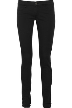 MiH Jeans Vienna mid-rise legging-style jeans