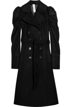 Bird by Juicy Couture�Bruton double-breasted wool-blend coat