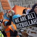 immigration muslim demo london