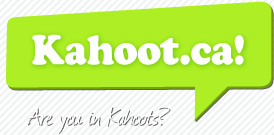 Are you in Kahoots?