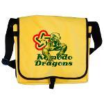 Vote Komodo Dragons  Messenger Bag