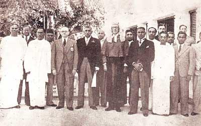 D S Senanayake's Govigama cabinet