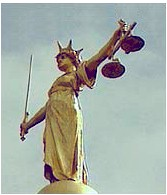 Themis or Ma'at, Goddess of Justice