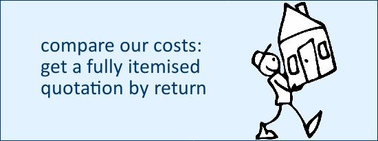 Costs quotation by return