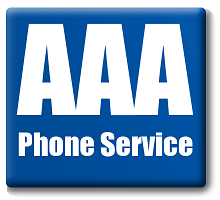 AAA Phone Service