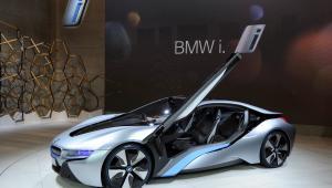 Koncepcyjny model BMW i8