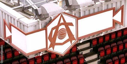 Art Deco Crest - East Stand