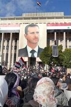 Syria is used to the slings and arrows of friends and enemies