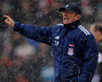 Tony Pulis. ACTION IMAGES