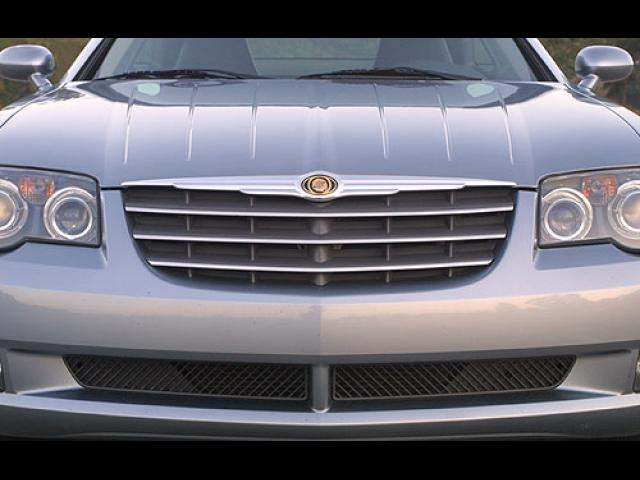Chrysler Crossfire 2004 Front Shot - Head On