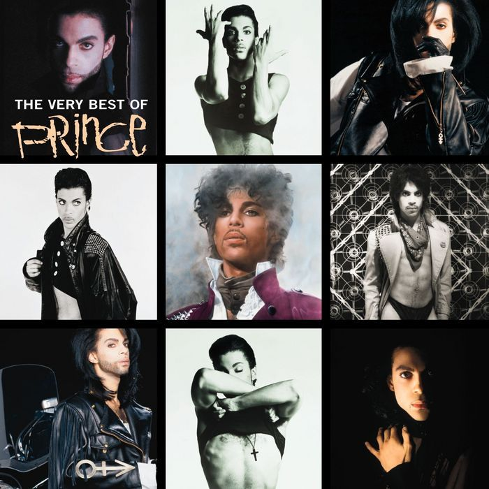 The Very Best Of Prince Cover Art