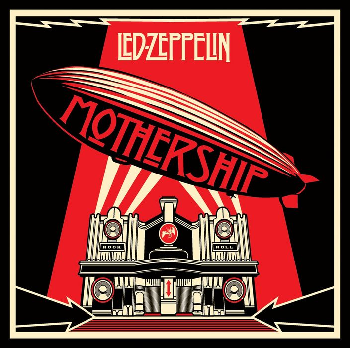 Mothership Cover Art
