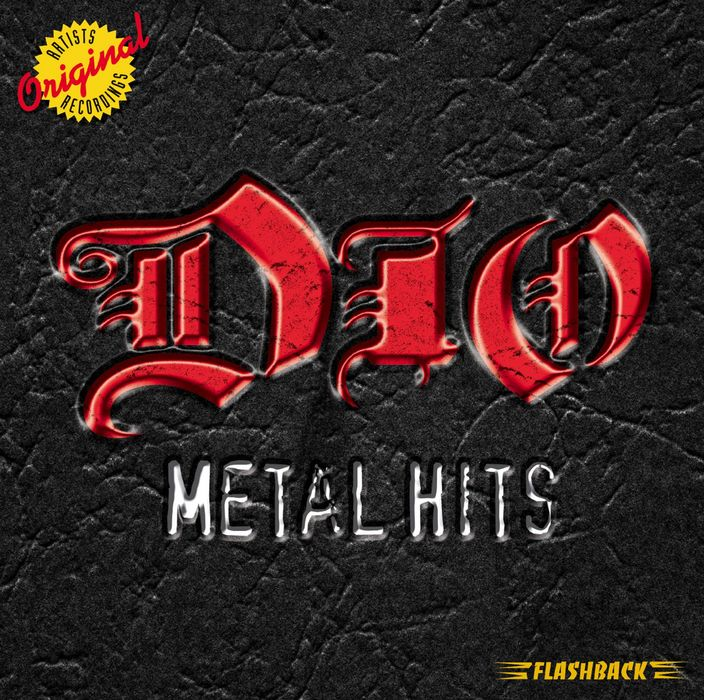 Metal Hits Cover Art