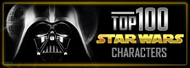 Top 100 Star Wars Characters