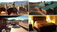 $269 for 2-Night Stay + Horse Trail Ride for 2 at Cherry Creek Lodge in Arizona (reg. $490)