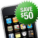 $50 Credit on iPhone