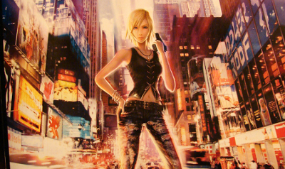The Star of Parasite Eve: The 3rd Birthday
