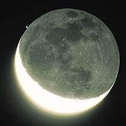 Occultation of planets by Moon