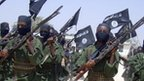 Al-Shabab fighters. File photo