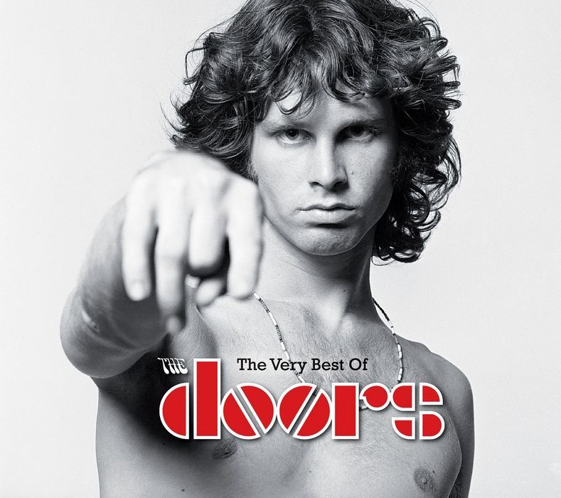 The Very Best Of The Doors Cover Art