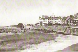 The Seabank Hotel in 1938