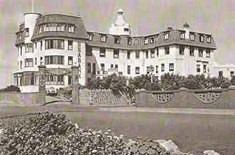 The Seabank Hotel in 1950