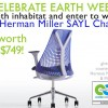 Enter to Win a SAYL Task Chair from Herman Miller (Worth $749)!
