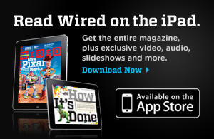 Read Wired on the iPad