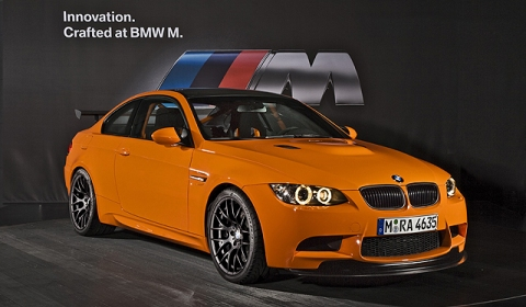 Sold Out: 2011 BMW M3 GTS 480x280