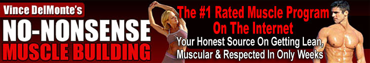 The number one rated muscle program on the Internet