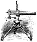 Hiram Maxim and the Machine Gun
