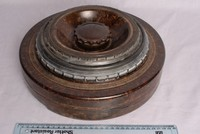 Image of (POST) WWII  BAKELITE TELLERMINE  , 1950's