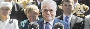 Sellist pilti, et Eesti Vabariigi presidendina peab kõnet Edgar Savisaar, ei näe me ilmselt niipea.