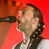 Radiohead performs in Miami