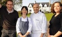 Marcello Tully won our Rising Star Chef Award 2009 and won a Michelin Star in 2010