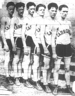 Carr Creek (KY) legendary 1928 team