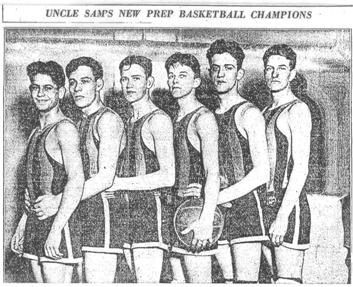 Fitchburg (MA) 1926 national champions