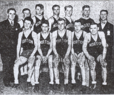1927 championship team of Cicero Morton (IL)