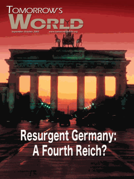 Resurgent Germany - The Rise of The Fourth Reich?