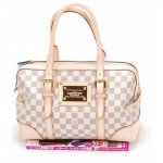 Louis Vuitton Damier Azur Canvas Berkelky N52001