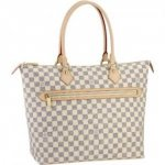 Louis Vuitton Damier Azur Canvas Saleya GM N51184