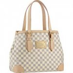 Louis Vuitton Damier Azur Canvas Hampstead MM N51206
