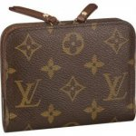 Louis Vuitton Generous Monogram Canvas Insolite Coin purse M60192