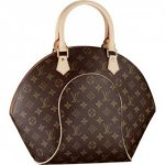 Louis Vuitton Monogram Canvas designer Ellipse MM M51126