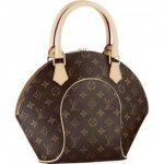 Louis Vuitton Practical Monogram Canvas Ellipse PM M51127