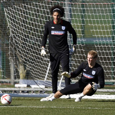 Hart admits World Cup ball concern