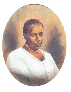Mrs Selestina Rodrigo
