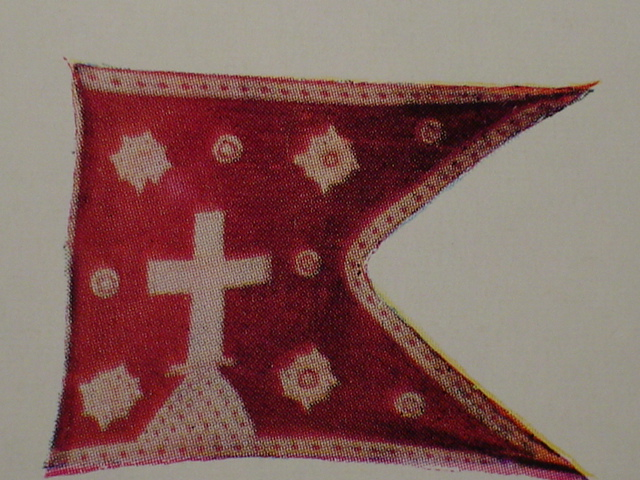 Karava Catholic flag