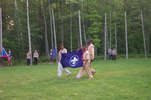 Michigan - Michigan International Camporee - Boy Scouts - Scouts - Kenya - scouter - ceremony - Flag - International Scout - Kenyan Scout - 2004