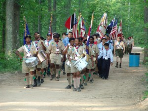 United States - camping - festival - northwoods - Curacao - Boy Scouts of America - Michigan International Camporee - International Scouts - Michigan - Boy Scouts - Jamboree - youth - Scouts - international - Drum Corps - Drum